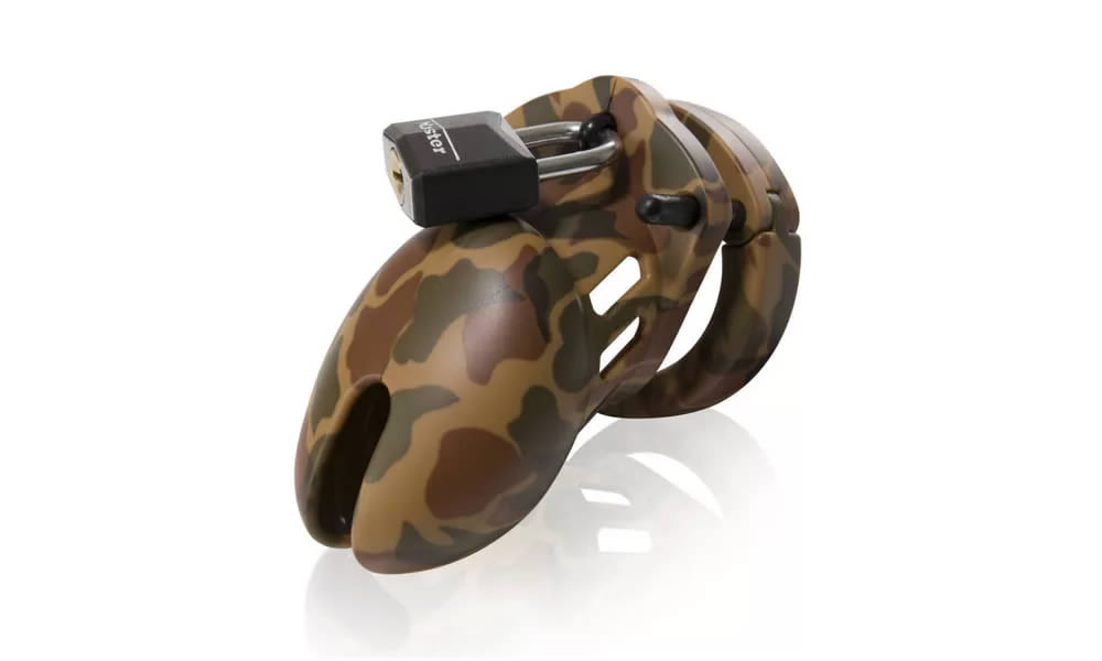 Chastity Belt for Men CB-6000® Camouflage