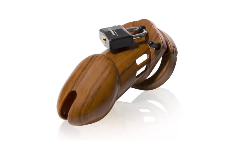 Male Chastity Belts | Chastity Belt for Men | CB-6000® WOOD